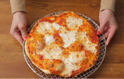 Công thức làm bánh Pizza đế mỏng, giòn và làm cực nhanh, ăn siêu ngon