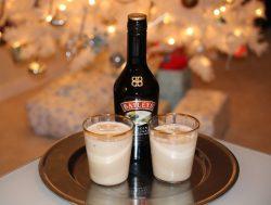 Công thức Cocktail Bailey ngọt ngào