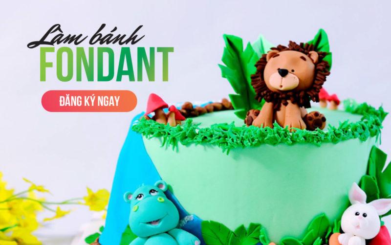 Lạc vào cổ tích với bánh Fondant – Những chiếc bánh sinh động diệu kỳ