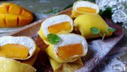 Bánh xoài Hồng Kong – Crep xoài siêu ngon ăn hoài không chán