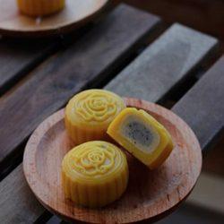 Bánh dẻo tuyết vị chanh leo: Cực ngon và thanh mát
