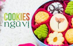 [Review] Cookies ngũ vị – dễ làm, dễ thành công, dễ bán