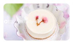 Cách làm bánh Sakura Mousse sữa chua thơm mềm vừa ngon vừa đẹp – Bánh Mousse hoa anh đào