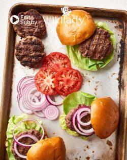 Hướng dẫn cách làm bánh Burger kẹp thịt ngon và những lưu ý khi làm Burger