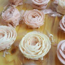 Cách làm xôi hoa đậu từ bột đậu trắng siêu dễ dàng, ngon nức nở