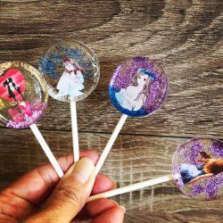 Review Khóa học Tự tay làm kẹo mút Lollipop: Mẹ thích – con mê