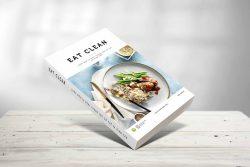 Review sách Eat Clean: Sách đầu giường của các cô gái