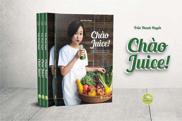 Bìa sách Chào Juice