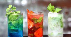 Công thức soda trái cây thơm ngon mát lạnh phá tan cơn khát