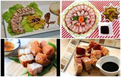 6 công thức làm thịt quay giòn bì ngon như vua đầu bếp