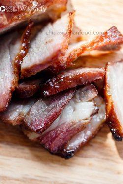 Cách làm thịt xá xíu với sốt Hoisin
