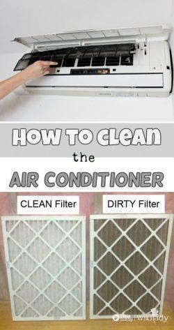 Cách vệ sinh máy lạnh hiệu quả nhất mà bạn cần biết
