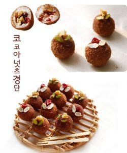 Công thức bánh trôi Hàn Quốc