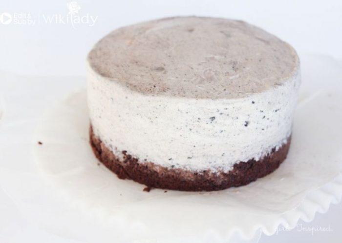 bánh kem lạnh bước 4