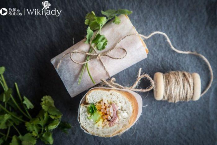 bánh mì Việt Nam 3