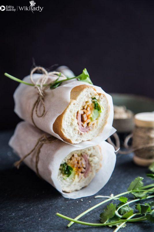 bánh mì Việt Nam 6