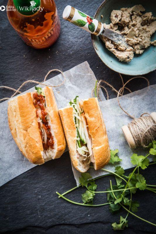 bánh mì Việt Nam 7