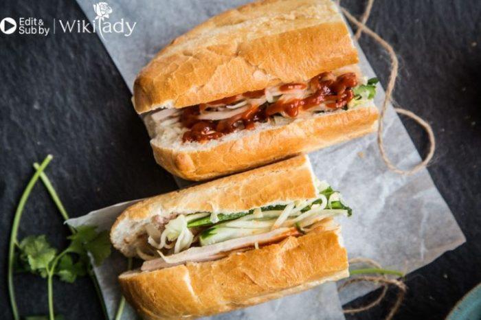bánh mì Việt Nam 8