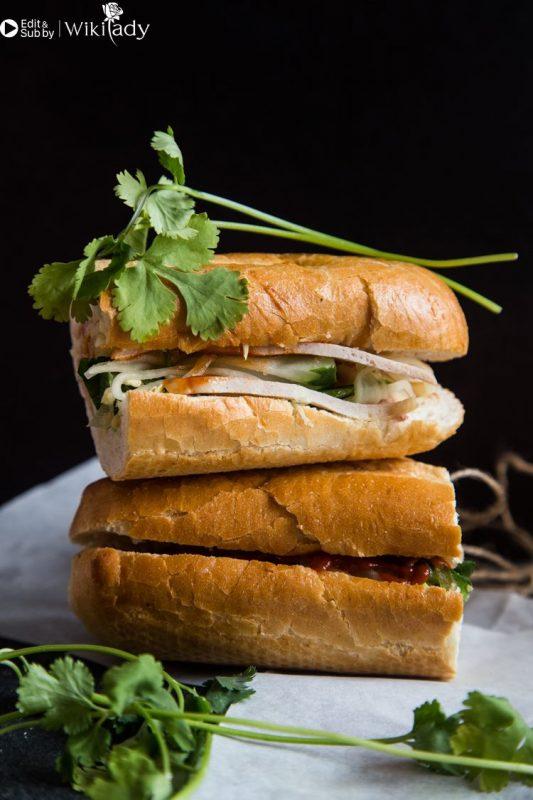 bánh mì Việt Nam 9