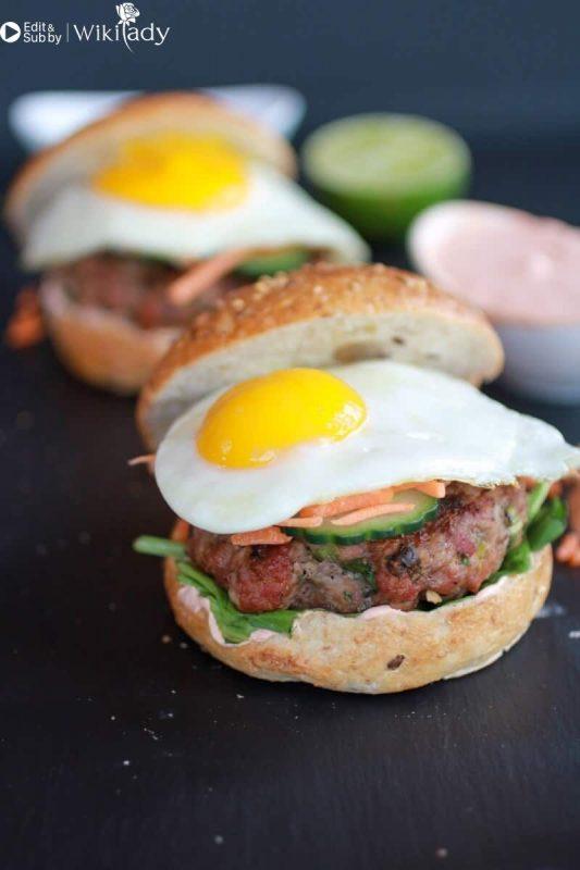 bánh mì burger 3