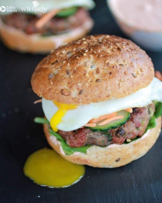 bánh mì burger 8