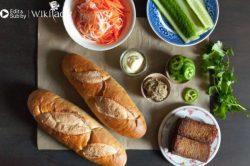 Hướng dẫn làm bánh mì với đậu phụ nướng: ngon mà không béo