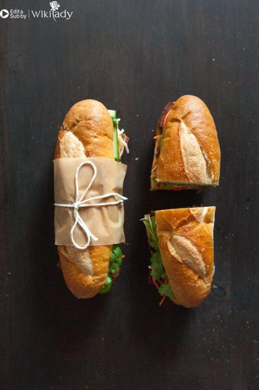bánh mì đậu phụ bước 3d