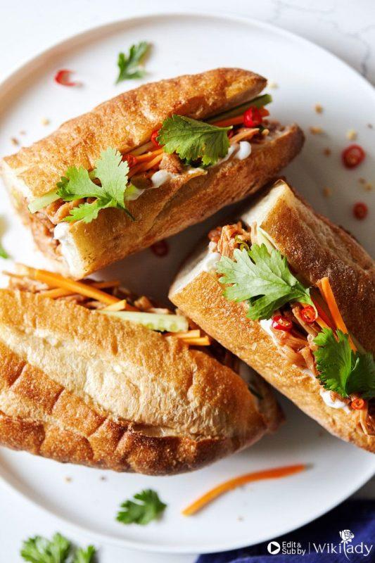 bánh mì mít non 6