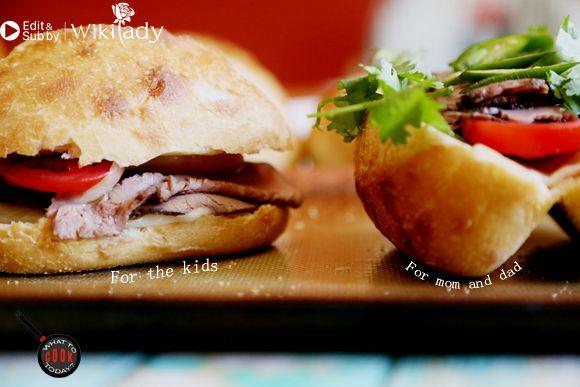 bánh mì thịt bò nướng 3
