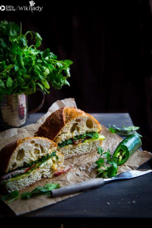bánh mì xá xíu 3