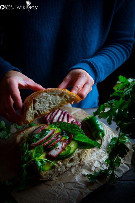 bánh mì xá xíu 4