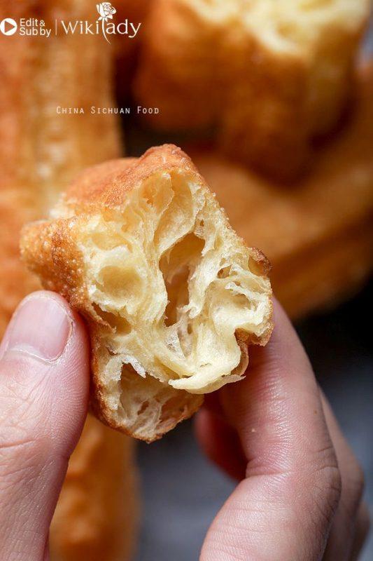 Cách làm bánh quẩy 2