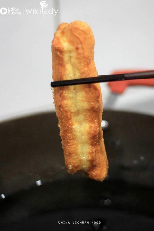Cách làm bánh quẩy bước 6
