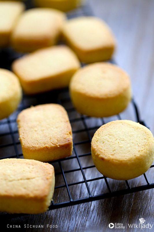 bánh tart nhân dứa 2