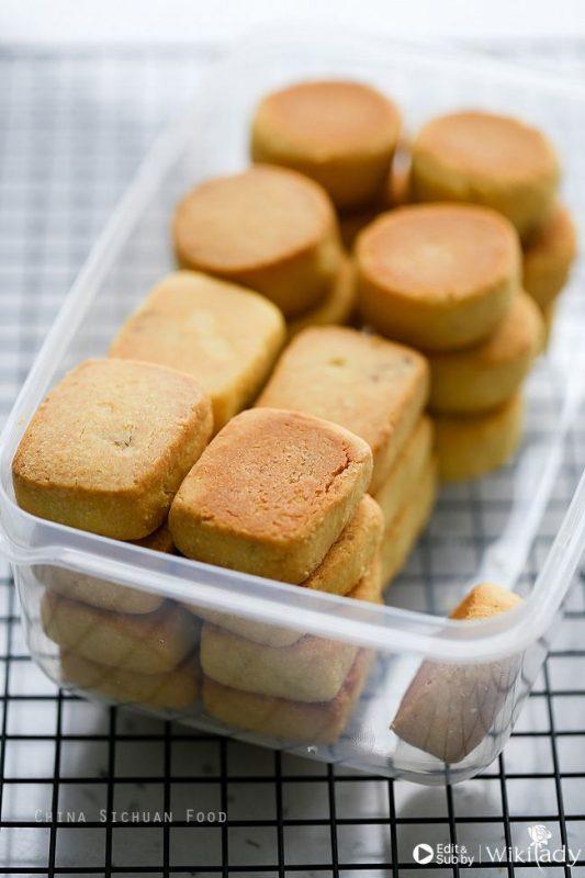 bánh tart nhân dứa 4