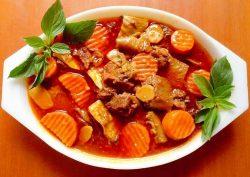 Công thức món bò kho ngon mà rất dễ làm