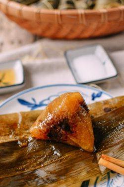 Hướng dẫn cách làm bánh ú tro (Jianshui Zong)