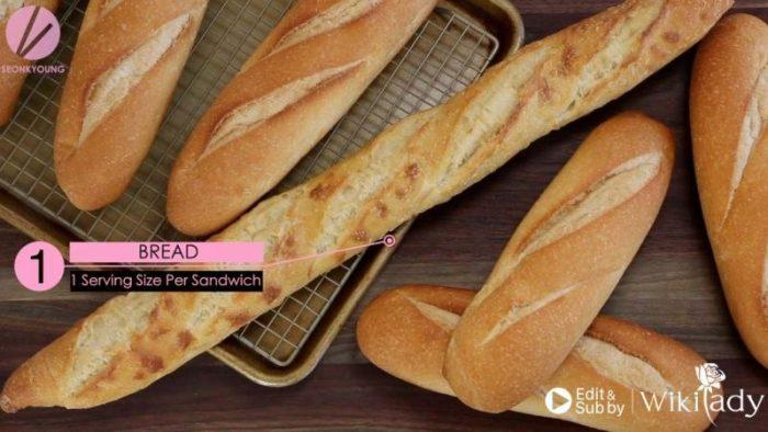 bánh mì Việt Nam 2