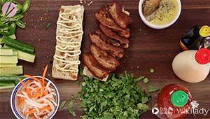 bánh mì Việt Nam bước 3
