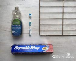 Mách bạn 8 bước cực đơn giản để vệ sinh giá lò nướng