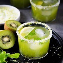 Công thức cocktail kiwi