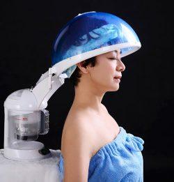 Phục hồi tóc hư tổn bằng phương pháp detox