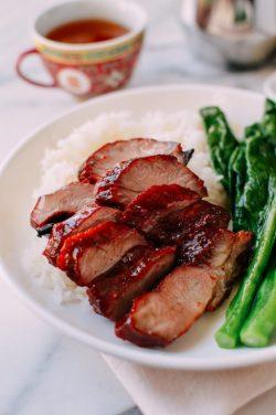 Các làm món thịt xá xíu Trung Quốc lừng danh (Char Siu - Chinese BBQ Pork)