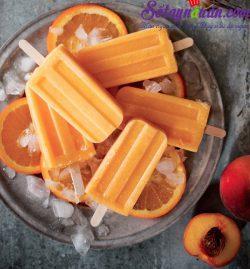 3 món tráng miệng tuyệt ngon từ cam, chanh