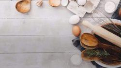 9 nguyên liệu thiết yếu để làm bánh bạn cần mua sắm