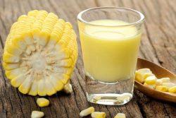 Cách làm sữa bắp (sữa ngô) ngon mát bổ dưỡng