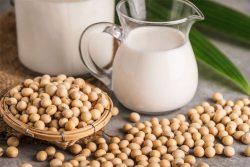 Tự nấu sữa đậu nành thơm ngon sánh mịn