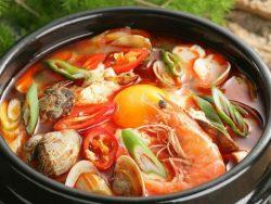 Cách làm món súp hải sản Thái siêu hấp dẫn
