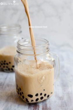 Bật mí cách làm trà sữa boba thơm ngon