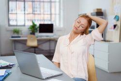 8 cách đơn giản để thư giãn ngay tại văn phòng